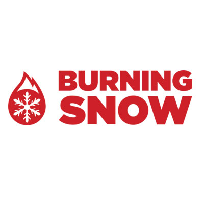 Burning Snow Logo